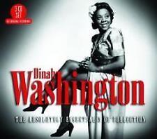 Dinah Washington-La Colección absolutamente esencial (cd Nuevo 3 X)
