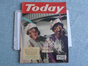 Today Magazine April 2nd 1960 - featuring La Dolce Vita & Peyton Place & More