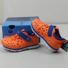 Size 4 Toddler's Stride Rite Made 2 Play Phibian Sneaker Sandal Water Shoe