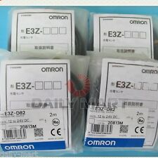 OMRON Photoelectric Switch E3Z-D82 E3ZD82 Original New in Bag NIB Free Shipping