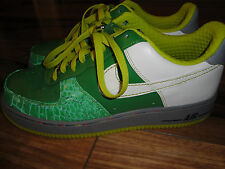 "Nike Air Force One '07 Premium ""Choz"" South Bronx Size 10.5 Style #315180-311"