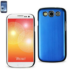 Brushed Aluminum Back Plate Case (Multi-Colors) For Samsung Galaxy S3/SIII