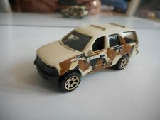 Matchbox Ford Expedition in Light Brown