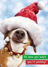Avanti Husband Funny Christmas Greeting Card Humour Cards