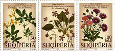 Albania Stamps 2011. ALBANIAN FLORA. FLOWERS. Set MNH
