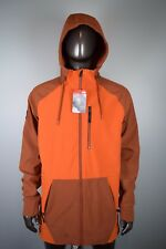 NWT! Mens North Face Longtrack Softshell Jacket sz M oversized wind protection