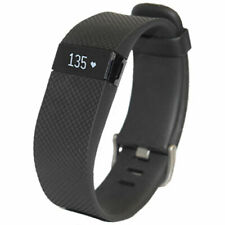 Fitbit Original Charge HR Wireless Heart Rate & Activity Wristband Black Small