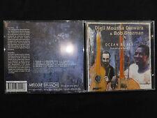 RARE CD DJELI MOUSSA & BOB BROZMAN / OCEAN BLUES /