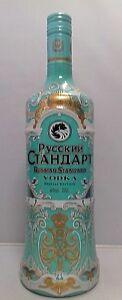 RUSSIAN STANDARD VODKA  Special  Edition Hermitage Эрмитаж 1 L