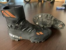 45NRTH Japanther Size 44 Cycling Shoes Winter Boots Men's 11 MTB 2 Bolt SPD