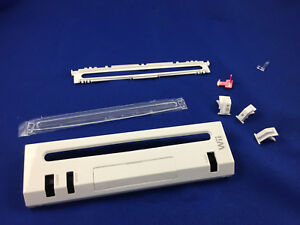 USA New White Faceplate Replacement for Wii - Buttons & Tool included.