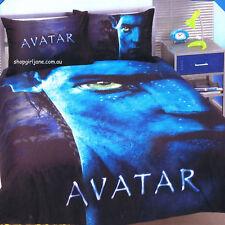 Avatar - Queen Bed Quilt Doona Duvet Cover Set
