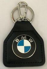 BMW logo - Genuine Leather Key Fob  --    B020203F