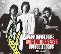 ROLLING STONES-VOODOO LOUNGE TOKYO 1995-JAPAN DVD w/2 SHM-CD +Tracking Num