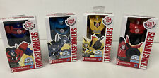 4X Transformers RID Combiner Force OPTIMUS BUNBLEBEE STEELJAW SIDESWIPE BUNDLE