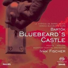 Bart¢k: Bluebeard's Castle Super Audio Hybrid CD (CD, Jan-2004, Philips)
