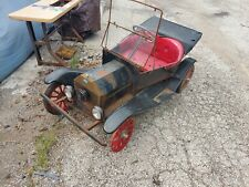 New listing Vintage Tin Lizzy Modet T Mini Go cart Running Boards PARTING OUT PARTS