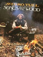 Songs From The Wood  Jethro Tull Vinyl Record 1977