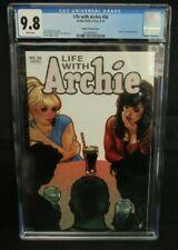 Life with Archie #36 (2014) Adam Hughes Variant CGC 9.8 F531