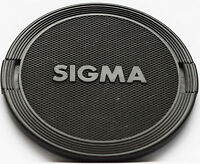 Original Sigma Front Lens Cap 72mm 72 mm Snap-on Made in Japan
