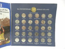 BOLTON WANDERERS  WINNERS  FA CUP CENTENARY COIN by ESSO 1972  POST FREE  ****