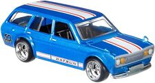 Datsun Blue Bird 510 Wagon Die Cast Play Vehicle Collection Toy Realistic Detail