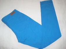 WE Fashion COLOR Jeans HOSE blau Gr. 38 40 Slim Fit SKINNY wie NEU