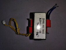 8Tt44 Transformer, 99-3159404Fm, 120Vac -> (9.1Vnl) From 9Vdc Boombox, Vgc