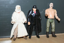 Indiana Jones raiders lost ark 1982 kenner indy map room Toht et german mechanic