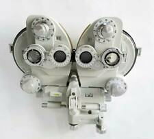 1pc Minus Manual Phoropter Vision Tester Optometry Refractor Creamy White Color
