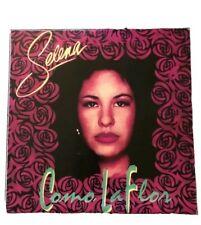 Como La Flor (1994, LP) Selena EMI RARE VINYL
