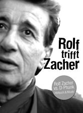 CD Rolf Zacher Versus d-phunk Rolf Meets Zacher 2CDs