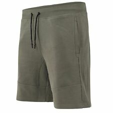 Urban Classics Hombre Pantalones Cortos Pantalón Deportivos Fitness Interlock
