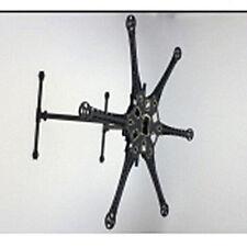 HMF S550 F550 Upgrade Hexacopter Frame Kit with Landing Gear for FPV