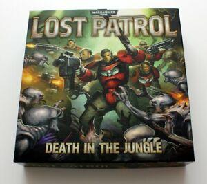 Lost Patrol, boxed game, Warhammer 40k, genestealers, space marine scouts