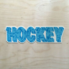 F--KING AWESOME skateboard sticker Supreme vinyl HOCKEY ice logo skate cold SK8