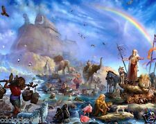 Noah's Ark / Christian - Christianity 8 x 10 / 8x10 GLOSSY Photo Picture