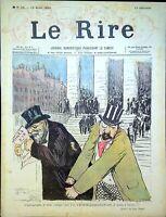 Le RIRE N° 23 du 13 Avril 1895