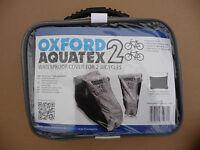 Oxford Aquatex Single / Double / Triple Bicycle Bike Cycle rain cover waterproof