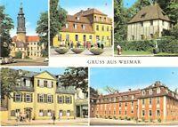 AK Ansichtskarte Weimar / ehemalige DDR