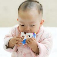 Baby Silicone Teether Teething Toy Infant Animal Design Chew Toys New J