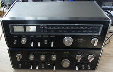 Sansui Stereo Amplfier AU-7700 Verstärker + AM/FM Stereo Tuner TU-7700 Radio