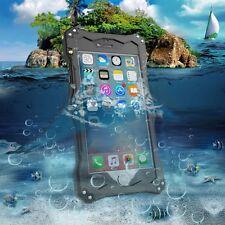 New R-JUST IP68 Waterproof Diving Aluminum Metal Case Cover for iPhone 6 S PLUS+