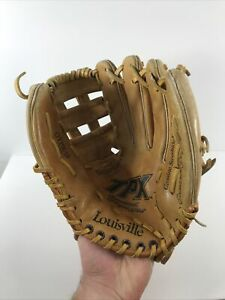 "Louisville Slugger TPX GTPX-19 LEATHER 11.5"" Baseball Glove Right Handed Thrower"