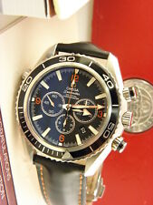 Omega Seamaster Co-Axial Planet Ocean 600m Chronometer Chronograph