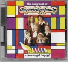 PARTRIDGE FAMILY-VERY BEST OF 2005 CD 17 TRACKS FAST SHIPPING