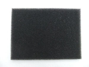 2 X Filter Schwammfilter  Filtermatte Wärmepumpentrockner AEG LTHWP 1123156000