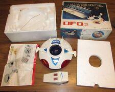 Vintage Radio control toys fantastic ufo 2 vintage game ales made in taiwan