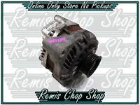 Alternator LS1 5.7L V8 WL VZ SSZ Parts - Rodeo RA RC Colorado V6 Remis Chop Shop