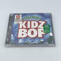 A Very Merry Kidz Bop by Kidz Bop Kids (CD, Sep-2005) Christmas Songs New